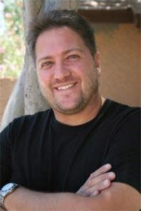 urban fantasy author Joseph Nassise