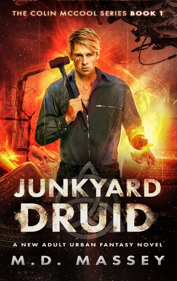 Junkyard Druid