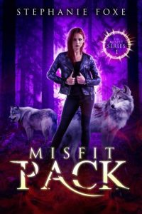 Misfit Pack urban fantasy novel