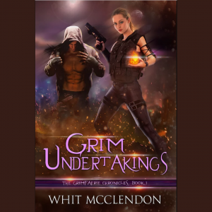 Grim Undertakings Urban Fantasy Novel