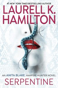 Serpentine by Laurell K Hamilton